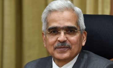 HEADLINE STORY - FILE PHOTO: Reserve Bank of India (RBI) governor Shaktikanta Das looks on during a press conference at the central bank's headquarters in Mumbai on October 4, 2019. (Photo by INDRANIL MUKHERJEE/AFP via Getty Images)