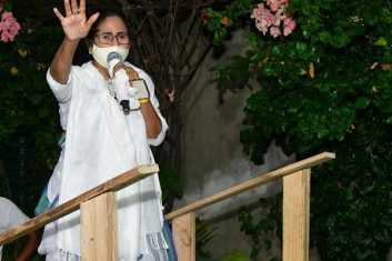 Column - Mamata Banerjee (Photo: AFP via Getty Images).