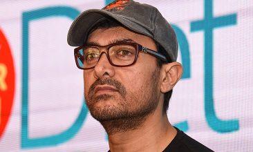 TOP LISTS - Aamir Khan (Photo by SUJIT JAISWAL/AFP via Getty Images)