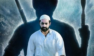 Entertainment - RRR poster featuring Jr NTR (Photo from Jr NTR's Instagram)