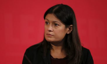 HEADLINE STORY - Lisa Nandy  (Photo by Hollie Adams/Getty Images)