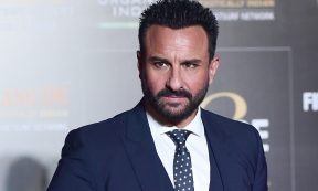 Entertainment - Saif Ali Khan (Photo by SUJIT JAISWAL/AFP via Getty Images)