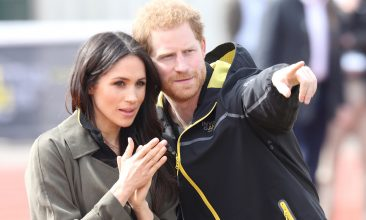 News - FILE PHOTO: Meghan Markle and Prince Harry (Photo by Chris Jackson/Getty Images)
