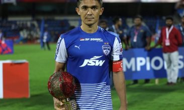 FOOTBALL - Sunil Chhetri