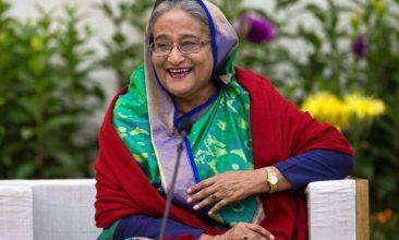 BANGLADESH - Sheikh Hasina