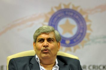 CRICKET - International Cricket Council chairman Shashank Manohar (Sajjad Hussain/AFP/Getty Images)