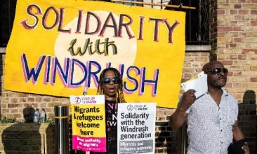HEADLINE STORY - The unfair treatment of migrants from the Windrush generation has highlighted failings in Britain's immigration system.