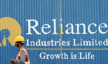 """Business - Reliance Retail, the retail arm of billionaire Mukesh Ambani-owned Reliance Industries, is """"aggressively pursuing the deal"""", the website quoted one of the sources as saying (Photo: INDRANIL MUKHERJEE/AFP/Getty Images)."""