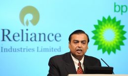 Business - Mukesh Ambani (Photo: BEN STANSALL/AFP/Getty Images).