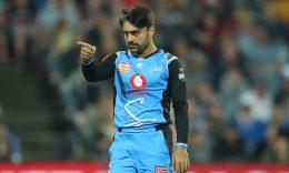 IPL - Rashid Khan  (Photo by Scott Barbour/Getty Images)