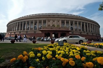 HEADLINE STORY - 30 Indian lawmakers test positive for Covid-19; parliament session likely to cut short