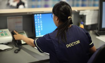 "HEADLINE STORY - The current rules relating to adult dependent relatives (ADR) visas have ""heart-wrenching consequences"" on medical practitioners in the UK, experts have warned (Photo by Christopher Furlong/Getty Images)"