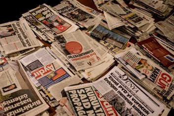 Column - At a time of declining circulations, it is in the interest of newspapers to broaden their appeal. It is not enough to recruit more black and Asian journalists because some devote their energies to digging up dirt on their own communities, believing these are the stories that will get in (Photo: Chris McGrath/Getty Images).