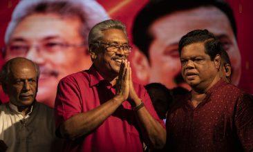 News - Sri Lanka President Gotabaya Rajapaksa  (Photo by Paula Bronstein/Getty Images)