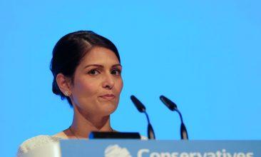 HEADLINE STORY - Priti Patel (Photo by Ian Forsyth/Getty Images)