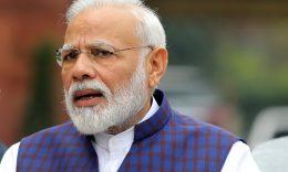 Coronavirus - Narendra Modi REUTERS/Altaf Hussain