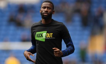 FOOTBALL - Antonio Rudiger (Photo by Stu Forster/Getty Images)