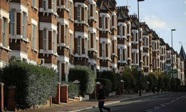Business - One of the most striking trends to be forecast by property experts is that the next few years will be marked by a relative boom in house prices in the north of England, compared to slower growth in Greater London and the southeast (Photo: Dan Kitwood/Getty Images).