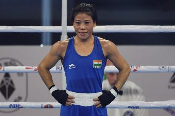 BOXING - Mary Kom (Photo: MONEY SHARMA/AFP via Getty Images).