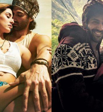 TOP LISTS - Instagram: Aditya Roy Kapur, Sara Ali Khan