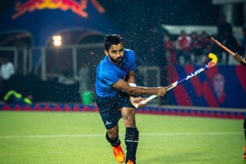 Hockey - Manpreet Singh (Photo: Twitter)