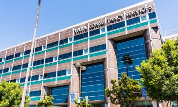 Business - Tata consultancy services (TCS) office located in Silicon Valley. (Photo: iStock)