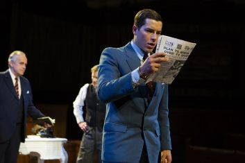 Arts and Culture - Witness for the Prosecution Production Photos
