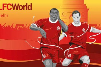 FOOTBALL - Liverpool confirm Delhi as next stop for interactive roadshow LFC World