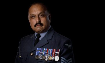 """FEATURES - """"I have seen most of this world through the eyes of the Royal Air Force"""""""