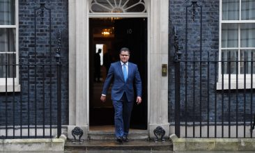 HEADLINE STORY - FILE PHOTO: Business and Energy Secretary Alok Sharma leaves 10 Downing Street in London, England. (Photo by Peter Summers/Getty Images)