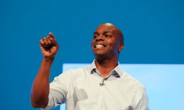 News - FILE PHOTO: Shaun Bailey, Conservative candidate for the Mayor of London. (Photo by Ian Forsyth/Getty Images)