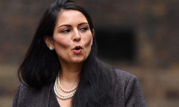 """HEADLINE STORY - Critics accuse Home Secretary Priti Patel of being rude and making """"unreasonable demands"""" at work. (Photo: Leon Neal/Getty Images)"""