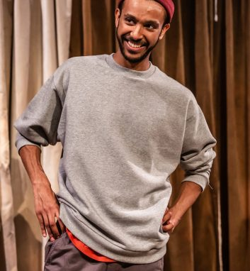 E-GUIDE - BORN TO ACT: Ragevan Vasan in I Wanna Be Yours (©The Other Richard)