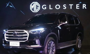 Business - MG Motor's Gloster is expected to hit the Indian market by Diwali.