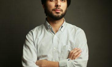 HEADLINE STORY - Ahmer Khan (Image source Ahmer Khan website)