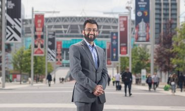 News - Krupesh Hirani has been selected as the candidate in Brent and Harrow for the London elections in May