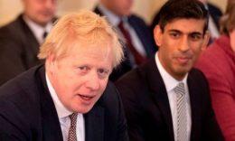 Coronavirus - The letter was sent to both Boris Johnson and Rishi Sunak (Photo: Matt Dunham/AFP via Getty Images)