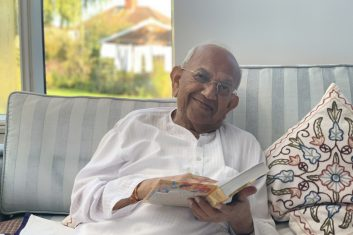 Remembering Ramniklal Solanki CBE - Mr Solanki described work as worship.