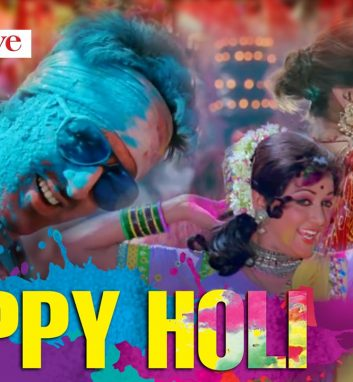 TOP LISTS - Popular Holi songs from Bollywood films