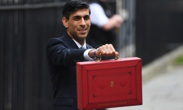 Business - Chancellor Rishi Sunak (pictured last March) is set to announce the budget on Wednesday (Photo credit: Peter Summers/Getty Images)