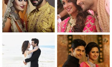 Entertainment - Top 10 TV celebs who married their co-stars