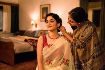 Arts and Culture - MASTERPIECE: Tanya Maniktala (left) and Mahira Kakkar in TV series A Suitable Boy (Photo: Supriya Kantak/BBC/Lookout Point)