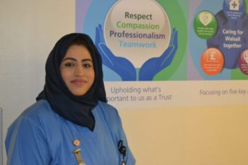Comment - Nurse Areema Nasreen died fighting coronavirus on the front-line (Courtesy: NHS)