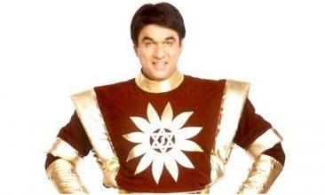 Entertainment - Mukesh Khanna as Shaktimaan