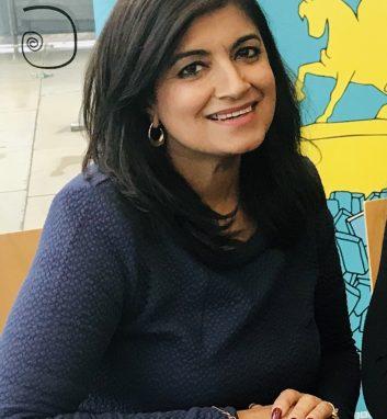 Arts and Culture - CONFIDENT VOICE: Reshma Ruia