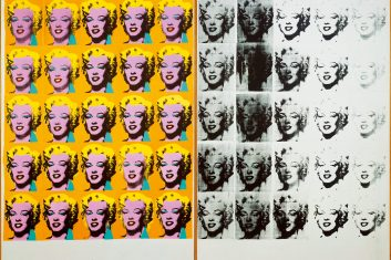 Arts and Culture - Marilyn Diptych 1962 acrylic on canvas support  (The Andy Warhol Foundation for the Visual Arts, Inc/Licensed by DACS, London)