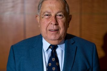 Column - Chairman of Indian pharmaceutical firm Cipla, Yusuf Hamied (Photo: JUSTIN TALLIS/AFP via Getty Images).