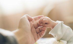 Coronavirus - Baby, Newborn, Hand, Pregnant, Sleeping