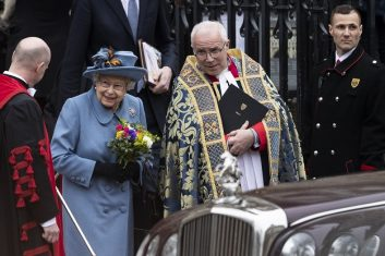 News - Queen Elizabeth II leaves after attending the Commonwealth Day Service 2020 on March 09, 2020 in London, England (Photo: Dan Kitwood/Getty Images).