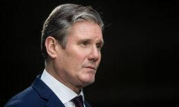 "HEADLINE STORY - ""On behalf of the Labour Party, I am sorry [for anti-Semitism],"" said Keir Starmer .(REUTERS/Simon Dawson/File Photo)"